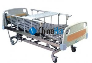 HA1 wide stainless steel electric bed