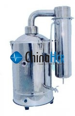 HAD-201 STAINLESS-STEEL ELECTRIC-HEATING DISTILLING APPARATU