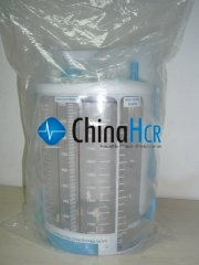 C. Disposable sealed chest drainage bottle